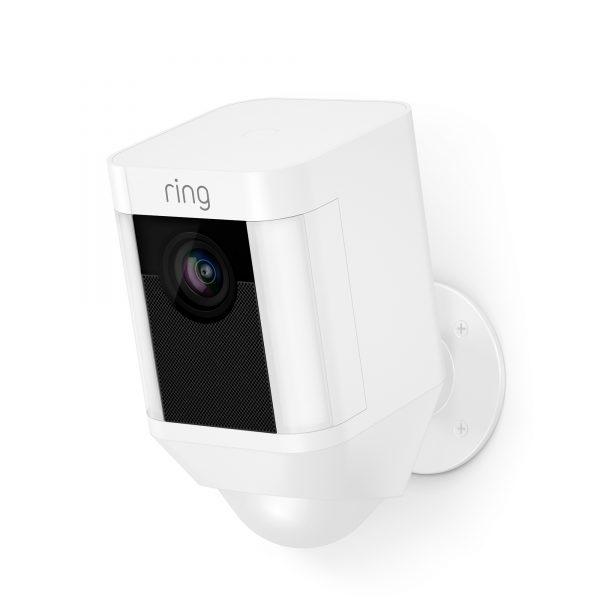 Ring deurbel, spotlight batterij camera