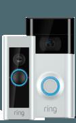 Ring deurbel, video deurbel, slimme deurbellen, Ring video deurbel 2 en pro