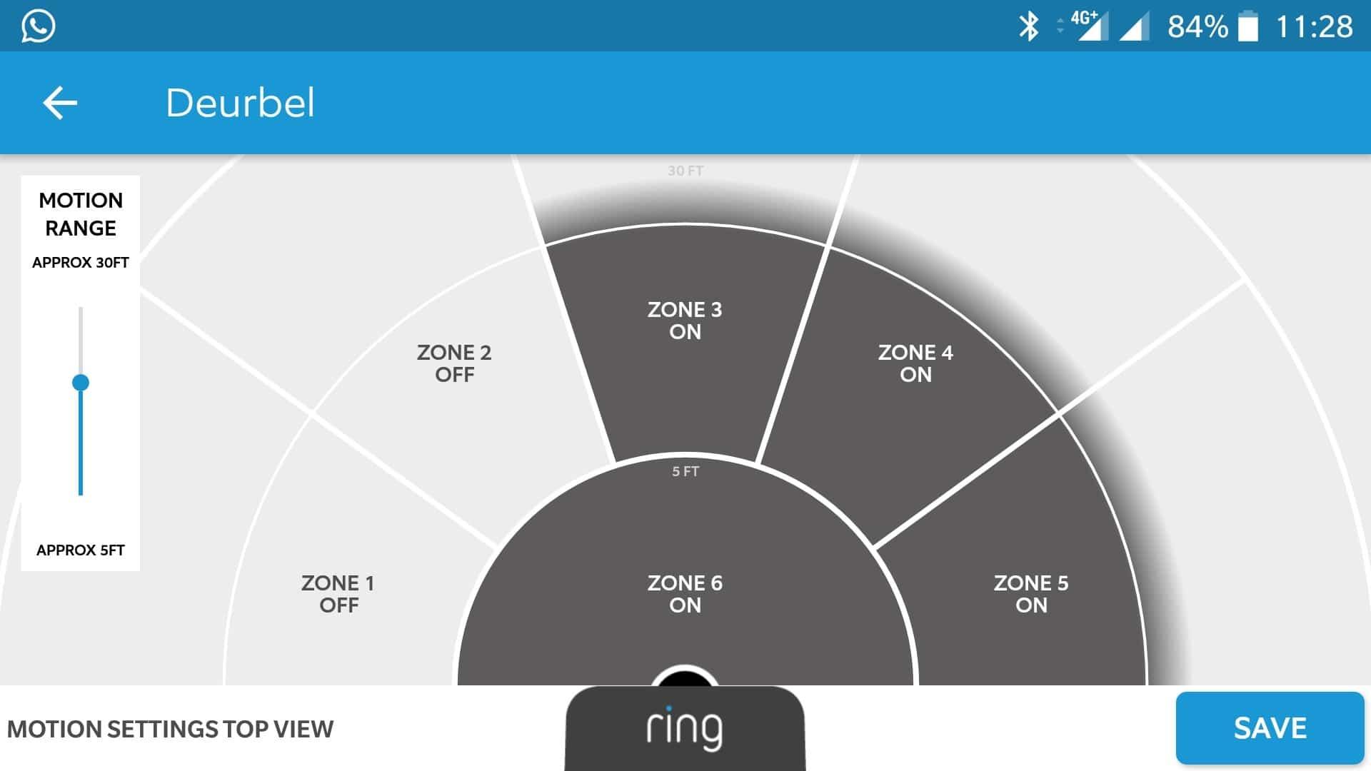 ring deurbel, hoe werkt slimme deurbel, motion sensor instellen, ring deurbel, slimme deurbellen