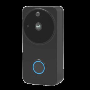Doorguard, slimme deurbel, wifi deurbel, deurbel met camera