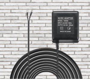doorguard adapter